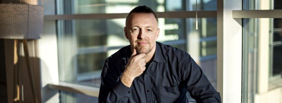 Psykolog Andreas Løes Narum